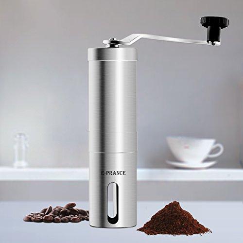 Moulin–caf-E-PRANCE-Broyeur–Caf-manuel-Hand-Coffee-Grinder-Grande-grain-de-caf-Espresso-avec-des-meuleuses-en-cramique-en-acier-inoxydable-0