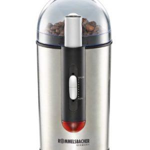 Rommelsbacher-EKM-150-Moulin--caf-lectrique--lames-150-watts-Acier-inoxydable-0