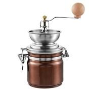 Hoomall-Moulin--Caf-Broyeur--Caf-Manuel-Grain-de-Caf-Espresso-pr-Caf-Noix-Epices-en-Acier-Inoxydable-19cmx10cm-0