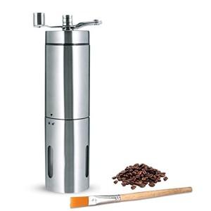 Moulin--Caf-Manuel-PiAEK-Portable-Rgulation-de-lacier-inoxydable-de-grande-finesse-Moulin--caf-avec-Brosse-de-nettoyage-0