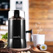 Easehold-Moulin--caf-lectrique-200W-capacit-de-75g-Pour-Grains-de-Lin-Noix-Poivre-pices-et-Semences-de-Caf-Avec-Broyeur--Lame-en-Acier-Inoxydable-Noir-0-0