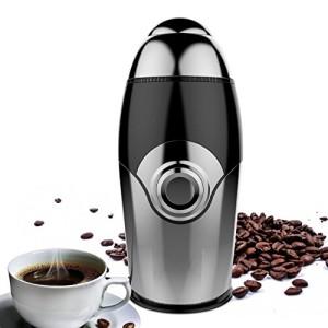 Meykey-Moulin--Caf-lectrique-150W-pour-les-Grains-Noix-pices-Semences-de-Caf-Argent-0