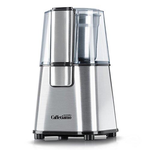Arendo-Moulin–caf-et-pices-lectrique-robot-de-cuisine-en-acier-inoxydable-avec-couteau-frappeur-porte-couteau-double-et-quadruple-couteau-frappeur-robuste-en-acier-inoxydable-180-220-W-circuit-de-scu-0