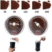 AONCO-Moulin--Caf-lectrique-Max-60g-Pour-Grains-de-Lin-Noix-Poivre-pices-et-Semences-de-Caf-Broyeur--Caf-12-Tasses-Avec-Lame-en-Acier-Inoxydable-300W-Noir-0-0