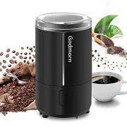 Moulin--Caf-lectrique-Godmorn-Broyeur-de-Grains-de-Caf-Mouture-Rglable-Avec-Lames-en-Inox-Auto-shut-off-Scurit-Thermique-Facile--Nettoyer-Facile--Utiliser-pour-Lin-Noix-Poivre-pices-Grains-de-Caf-0