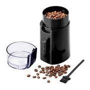 TOPELEK-Moulin--Caf-lectrique-Portable-150W-60g-Broyeur--Grains-de-Caf-pices-Crales-Poivre-Noix-et-Autre-avec-Lames-en-Acier-Inoxydable-pour-Poudre-Fine-Nettoyage-Facile-Noir-0