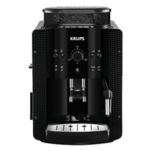 Krups-YY8125FD-Machine--Expresso-Automatique-avec-Broyeur--Grains-Essential-Cafetire-Caf-Grains-Pression-15-Bars-Noir-0