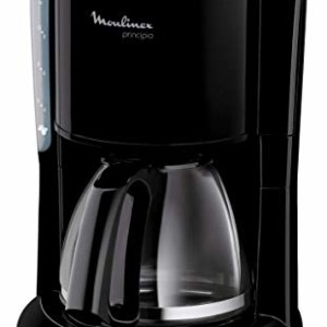 Moulinex-FG260811-Cafetire-Filtre-Principio-10-15-Tasses-Verseuse-Verre-Anti-Goutte-Maintien-au-Chaud-Caf-Noir-0