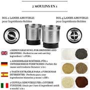 Moulin--caf-et-mixeur-lectrique-VeoHome-pour-grains-de-caf-de-lin-et-autres-pices-inox-0-0