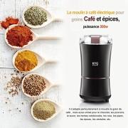 Moulin--Caf-lectrique-300W-Broyeur--Graines-de-Lin-Noix-Poivre-pices-Semences-de-Caf-et-Autres-avec-Lames-en-Acier-Inoxydable-0-0