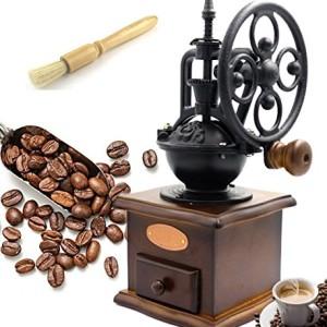 Fecihor-Moulin--caf-manuel-moulin--caf-en-bois-Moulin--caf-Burr-Moulin--caf-style-vintage-avec-noyau-de-broyage-en-cramique-0