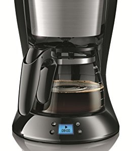 Philips-HD745923-Cafetire-Filtre-Programmable-Noir-et-Mtal-Bross-10-15-tasses-1000W-Aroma-Swirl-0