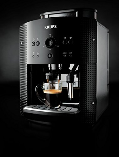 achat krups yy8125fd machine expresso automatique avec. Black Bedroom Furniture Sets. Home Design Ideas