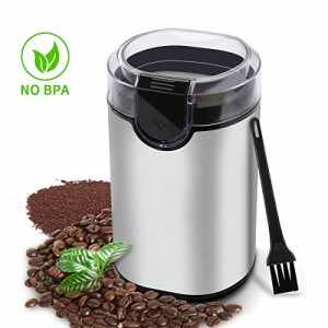 Moulin--caf-lectrique-Morpilot-Broyeur--Grains-de-Lin-Caf-Noix-pices-Lames-en-INOX-avec-Brosse-de-Nettoyage-Capacit-de-70g-150W-Sans-BPA-0