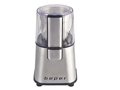 BEPER-90525-Moulin–Caf-Electrique-220-W-06-kilograms-INOX-0