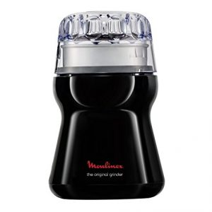 Moulinex-AR110830-Moulin--Grain-lectrique-Dehli-Caf-pices-Fruits-Secs-Moudre-180W-Noir-0
