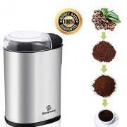 Sararoom-Moulin--Caf-lectrique-Broyeur--Grains-Multifonction-avec-Lames-en-acier-inoxydable-de-Grande-Capacit-de-70g-220W-0-0