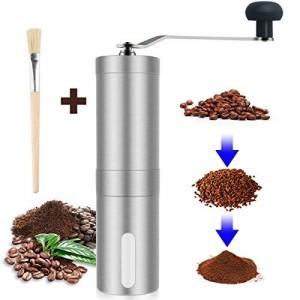 Smaier-Moulin--Caf-Manuel-En-Acier-Bross-Inoxydable-avec-Meule-Ajustable-en-CramiqueBroyeur-en-Cramique-Coffee-Grinder-Taille-Compacte-Parfaite-Pour-la-Maison-Le-Bureau-ou-en-Voyage-0
