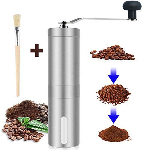 Smaier-Moulin–Caf-Manuel-En-Acier-Bross-Inoxydable-avec-Meule-Ajustable-en-CramiqueBroyeur-en-Cramique-Coffee-Grinder-Taille-Compacte-Parfaite-Pour-la-Maison-Le-Bureau-ou-en-Voyage-0