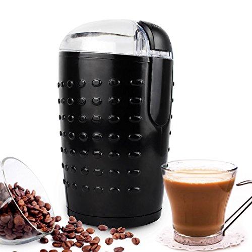 Leogreen-Moulin–Caf-lectrique-Meuleuse–Caf-Noir-Puissance-lectrique-150-W-StandardsCertifications-UL-0