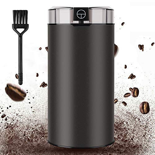Moulin–caf-lectrique-CINDIRY-Mini-Bequem-Coffee-Grinder-avec-tasse-amovible-Smashs-Multifonction-gris-0