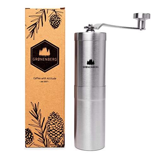 Groenenberg-Moulin–caf-manuel-rglable-Coffee-Grinder-en-acier-inox-Moulin-manuel-caf-avec-meule-ajustable-en-cramique-Portable-et-emballe-sans-plastique-0