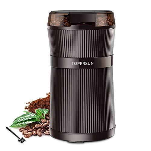TOPERSUN-Moulin–Caf-lectrique-Broyeur–Caf-Multifonctionnel-200W-Bol-Lavable-avec-Lame-en-Acier-Inoxydable-pour-Caf-Noix-Poivre-pice-Lin-Mas-Sec-0