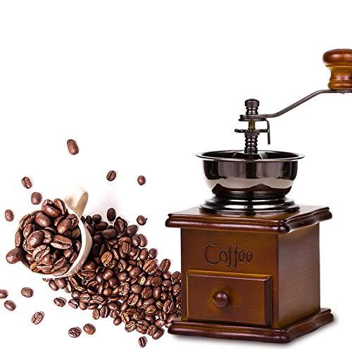 DELEE-GCG9318-Moulin–Caf-Manuel-Manuel-Manivelle-Moulin–Caf-Manuel-Manuel-avec-Rglage-de-Mouture-et-Tiroir-de-Catch-105x105x175cm-0